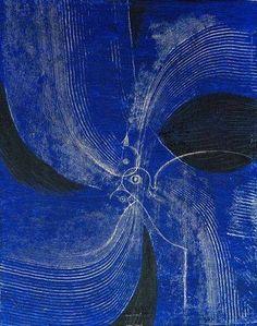 Max Ernst, sea birds, 1925