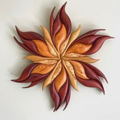 New little fire star! Fun little commission to explore new wood combos. Intarsia Woodworking, Woodworking Projects Diy, Wood Projects, Wooden Art, Wood Wall Art, Wooden Boxes, Wood Crafts, Diy And Crafts, Arts And Crafts