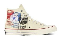 38d00337a65a Chuck Taylor Meets Andy Warhol In This Amazing New Collaboration