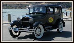 1929 Ford Model A Sedan | 1929 Ford Model A Fordor Sedan '3X 39 45' 10 | Flickr - Photo Sharing!