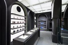 Viktor&Rolf store, Paris store design