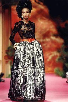 F/W Haute Couture 1991