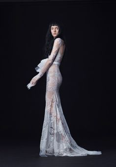 Vera Wang Bridal Fall 2016 Fashion Show