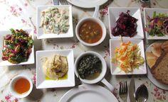 המנות הטבעוניות הטובות בתל אביב - המסעדות הכי טובות, מסעדות מומלצות - מדור אוכל - עכבר העיר