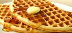 It really doesn't matter when breakfast lunch or dinner anytime is a good time for WAFFLES! Cornmeal Waffles, Pancakes And Waffles, Waffles Sin Gluten, Do You Like Waffles, Waffle Bar, Waffle House, Waffle Iron, Good Food, Appetizers