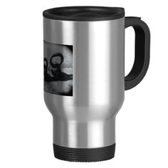 Kettlebell Travel Mug