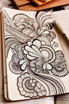 Inspiration for my doodles...
