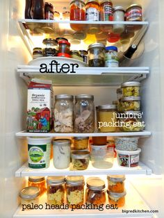 Packing Eat: day 1- Starting in the Middle How to have a fridge fully loaded with whole food meals for home or eating on the go.