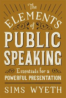 Jim Tierney: Public Speaking