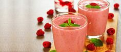 Don't grab that candy bar! Create a delicious smoothie instead! Try these 10 tantalizing good-for-you recipes that will make you a smoothie guru!