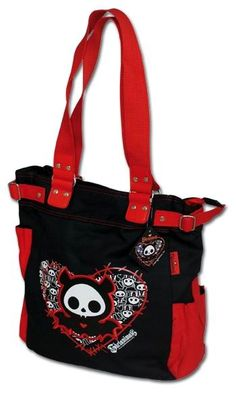 Skelanimals - Large Tote Bag - Diego the Bat