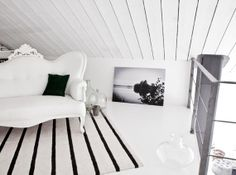 Inspired By: Black + White | In Spaces Between