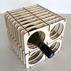flat pack wine rack - Google Search