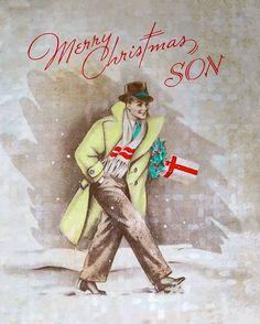 Merry Christmas Son...