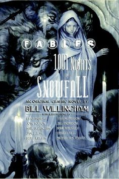 Fables: 1001 Nights of Snowfall by Bill Willingham http://www.amazon.com/dp/1401203698/ref=cm_sw_r_pi_dp_MxGLvb0586RYV