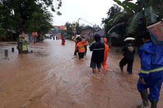 Banjir Wonogiri Empat Warga Meninggal Dunia