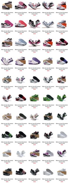 Nike Air Max 90 Women Shoes Page 2