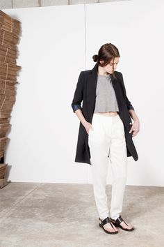 Need Supply's Spring Lookbook Is Normcore At Its Best #refinery29