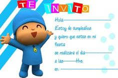 Cumpleaños de Pocoyo II Zombie Party, Plants Vs Zombies, Ideas Para Fiestas, Smurfs, Mario, Birthdays, Baby Boy, Baby Shower, Happy