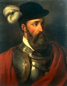 Francisco Pizarro began a conquest in 1535. He began the conquest of the Inca Empire then weakened by civil war. Cuzo then fell in 1533. Then the Spainsh built their capital at Lima.