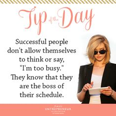 Successful people don't ......  #DirectSales  #leads #WorkFromHome #maelle  www.ClassyLadyEntrepreneur.com Female Entrepreneur Association, Optimism Quotes, Be The Boss, Tip Of The Day, Young Entrepreneurs, Successful People, Business Quotes, Boss Babe, Success Quotes