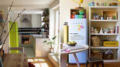 Pour une déco style fifties, choisissez un frigo design Smeg