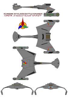 Klingon Class Battle Cruiser by on DeviantArt Star Trek Rpg, Star Trek Klingon, Star Trek Starships, Star Trek Ships, Klingon Empire, Stark Trek, Star Trek Beyond, Starship Enterprise, Star Trek Universe
