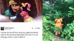 Obviously Pokémon Go and Calvin Harris dominated Twitter this week Image: twitter composite  By Sophie Hirsh2016-07-16 12:00:00 UTC  Twitter provided a platform for a bit of drama this week.  Recent exes Taylor Swift and Calvin Harris caused a stir Harris eventually brought Katy Perry into the mix and then Perry threw in Hillary Clinton. Of course Pokémon Go took over our data bills and our Twitter feeds this week  everyone from jealous Canadians to the (totally incorrect) AP Stylebook had…
