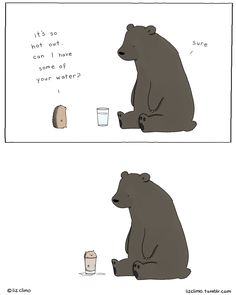 """lizclimo: """" that hedgehog has no chill. """""""