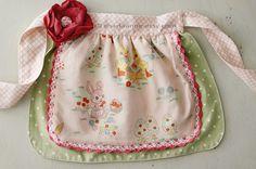 woodland apron