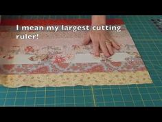 Jelly Rolls Vid 2 | Janome Tutorial | Quilting Tutorial | How To Use Your Janome | Geraldine Gillen - YouTube