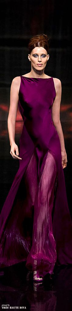 Donna Karan Fall 2014 Ready-to-Wear Collection Photos - Vogue Fashion Week, Runway Fashion, High Fashion, Review Fashion, Vogue Fashion, Couture Fashion, Fashion Trends, Donna Karan, Beautiful Dresses