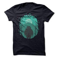 Totoro in Night T Shirt, Hoodie, Sweatshirt. Check price ==► http://www.sunshirts.xyz/?p=140133