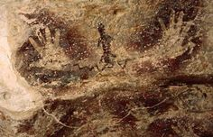 Cave Art Mystery Gallery Photo...cave art recently found in Borneo, dating to over 10,000 years old