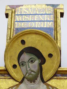Maestro della croce 432 - Crocifisso 432 - 1180-1200 - Galleria degli Uffizi, Firenze