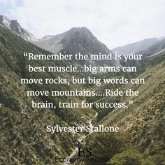 Sylvester Stallone Quotes 1