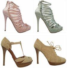 Ralph Lauren Spring/Summer 2012 Shoes