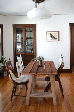 A Place To Call Home For a Chef and Leather Goods Maker in Portland, Maine   Design*Sponge