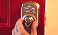 Las cerraduras electrónicas están cada vez más de moda en temas de seguridad para el hogar y la oficina