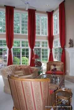 dining room window curtains wide window two story windows storypanelsonshortrodswith 198 best tall window treatments images on pinterest in 2018
