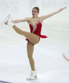 Gracie Gold Photos Photos: Rostelecom Cup ISU Grand Prix of Figure Skating 2012 - Day One Gracie Gold, Figure Skating Costumes, Figure Skating Dresses, Skating Pictures, Pyeongchang 2018 Winter Olympics, Beautiful Figure, Sports Figures, Jessica Biel, Team Usa