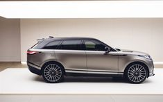 2018 Land Rover Range Rover Velar Design, Engine & Price - Future Cars News Range Rover Evoque, Range Rover Car, Super Sport, Supercars, Automobile, Truck Caps, Upcoming Cars, Jaguar Land Rover, Jeep Cars