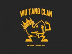 Wu-Tang Clan - Old Dirty Dermot Vector Design & Illustration Arte Hip Hop, Hip Hop Art, Cool Cartoon Drawings, Wu Tang Clan Logo, Hop Tattoo, Banners, Graffiti Piece, Sigil Magic, Music Pics