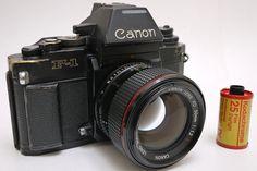 Canon New F1 + FDn 50/1.2 L + Kodachrome 25 pro. by zuiko21, via Flickr