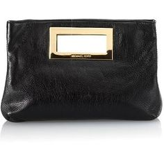 Bit pricey, but just lovely, Michael Kors clutch