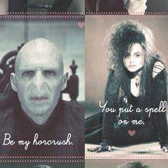 Harry potter valentines ❤
