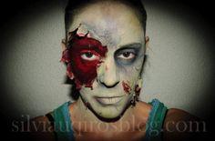 5 tutoriales de maquillaje para Halloween, ¡terroríficos!