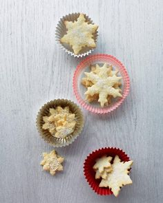 Cut-Out Butter Cookies Recipe