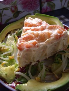 43 Trendy Ideas Fruit Recipes For Dinner Healthy Fish Dishes, Seafood Dishes, Fish And Seafood, Seafood Recipes, Dinner Recipes, Cooking Recipes, Smoothie Recipes With Yogurt, Fruit Recipes, Healthy Recipes