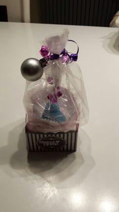 Geschenkverpackung mit Liebe